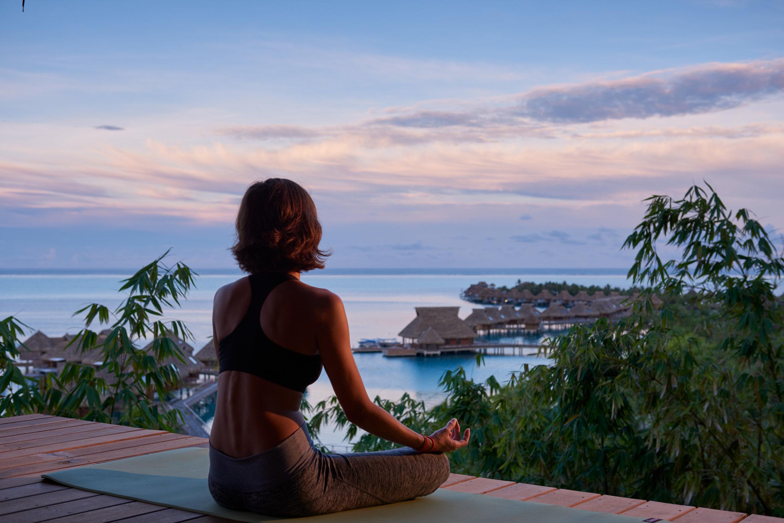 Relax at any spa in Bora Bora