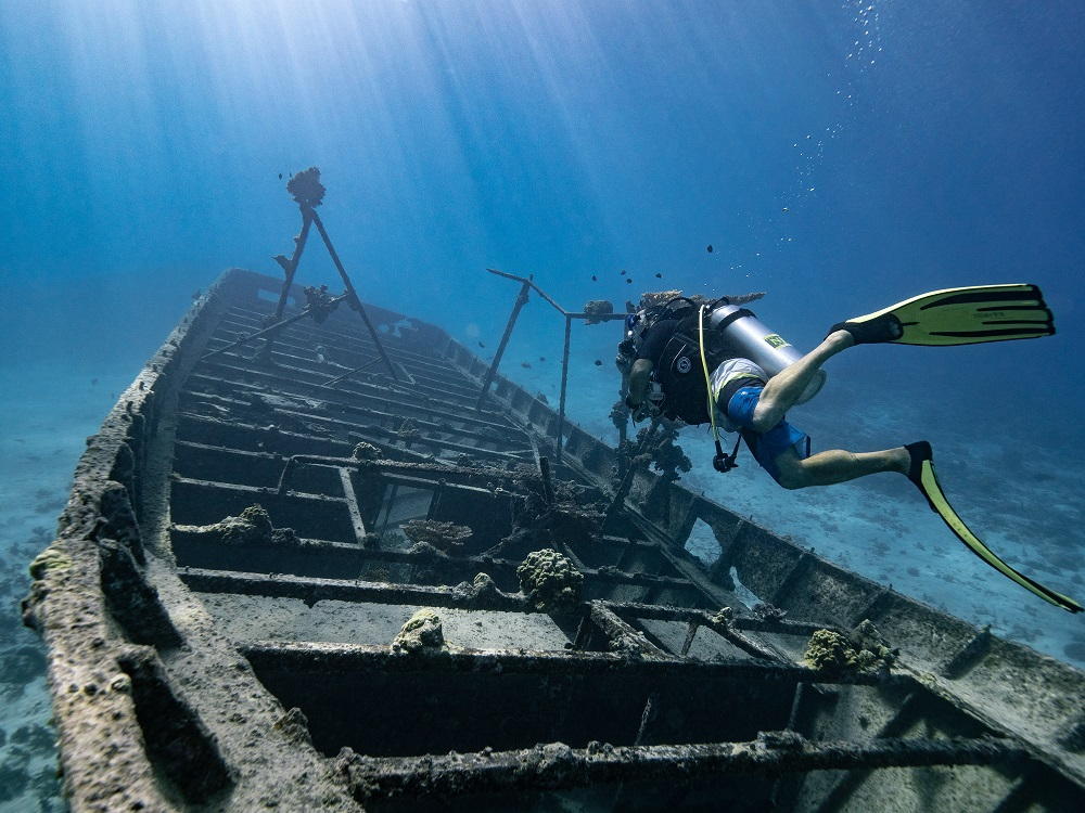 Wreck diving has a magnetic appeal for everyone