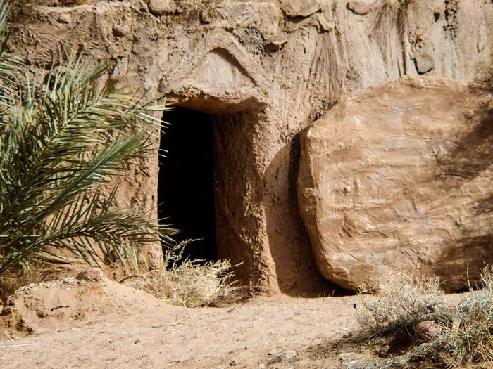 The resurrection of Jesus Christ confronts you and compels you.
