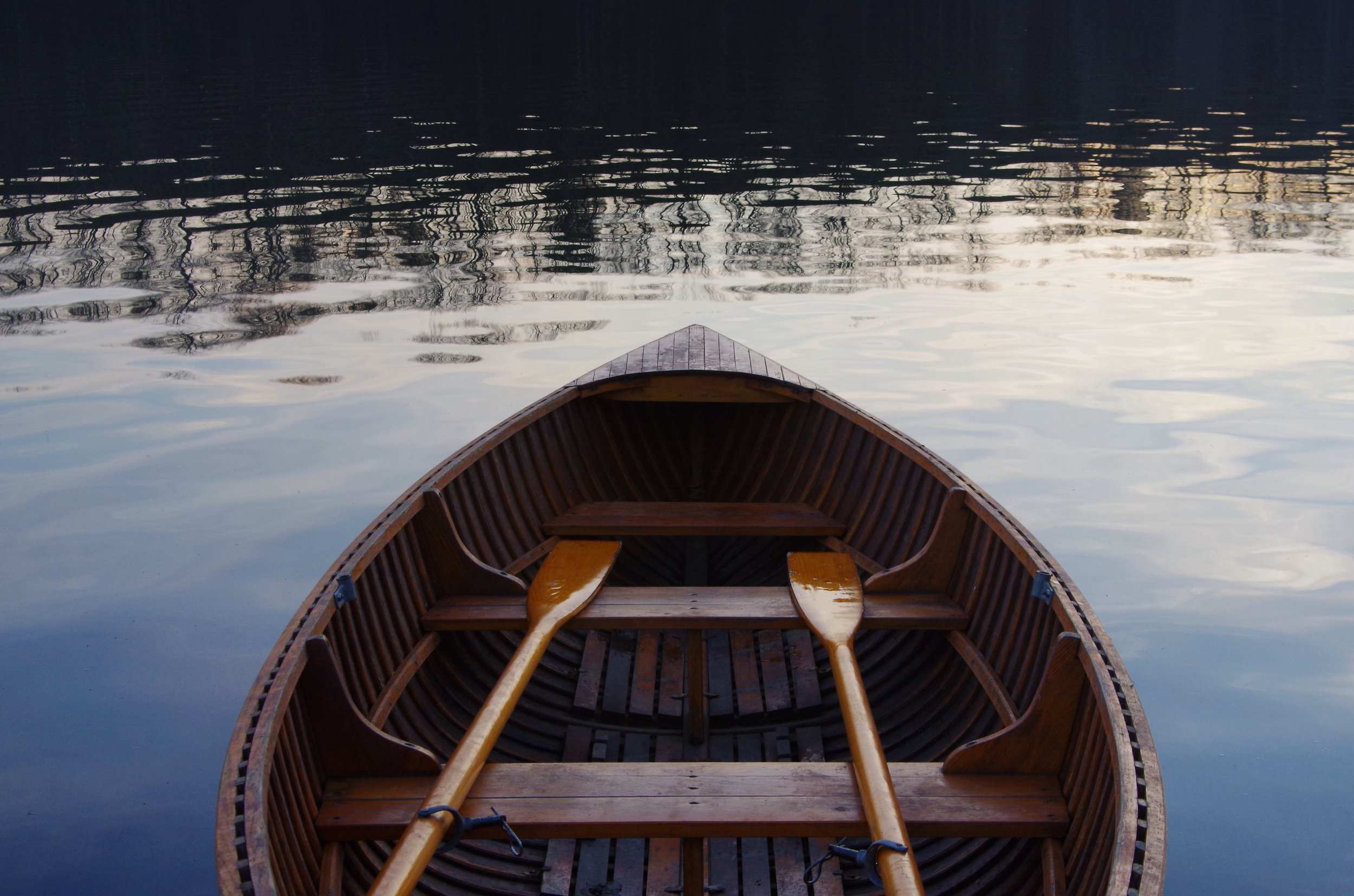 True followers of Jesus get in the boat even knowing the storms will come.