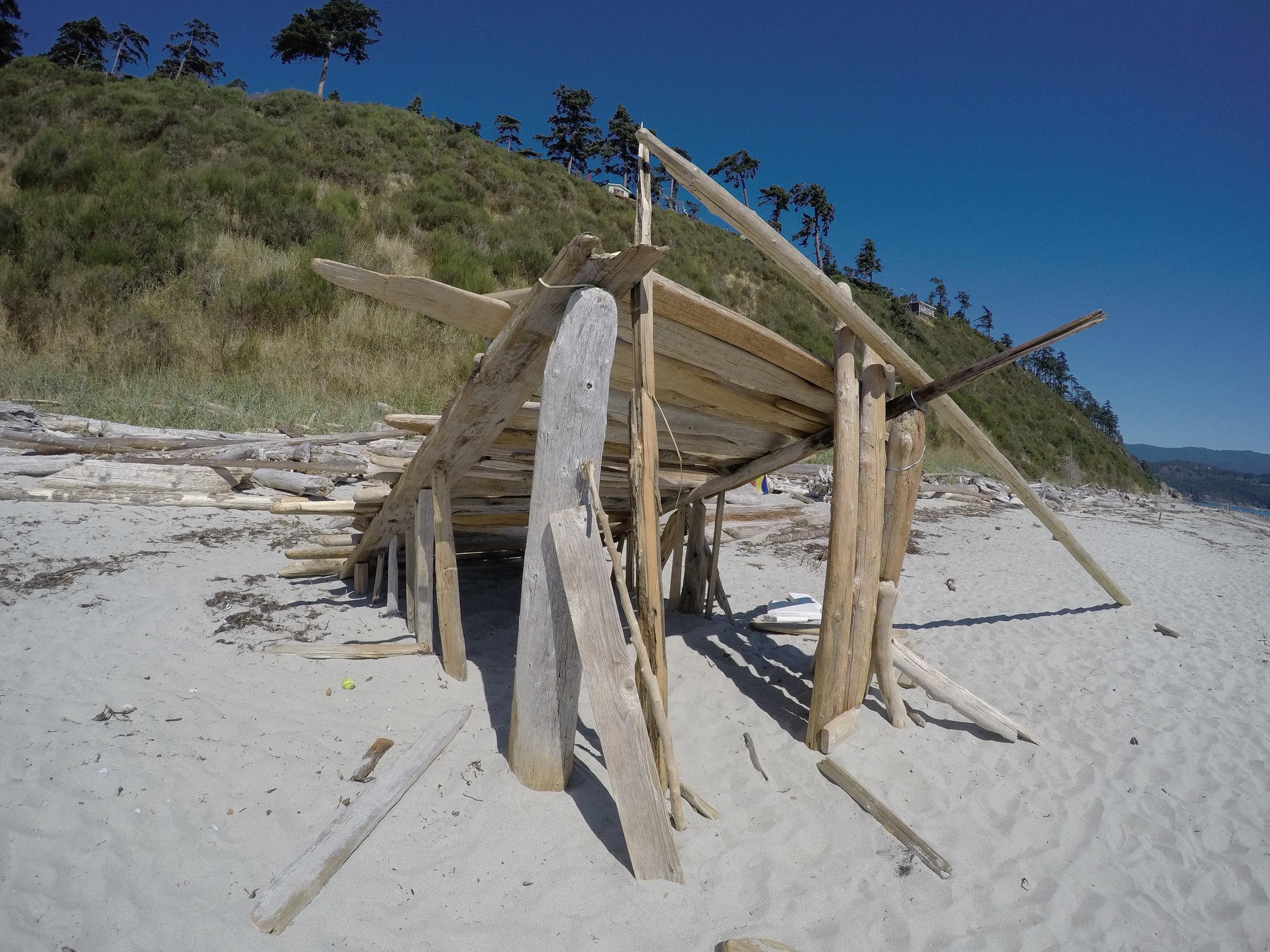 savary island sandy beach bliss