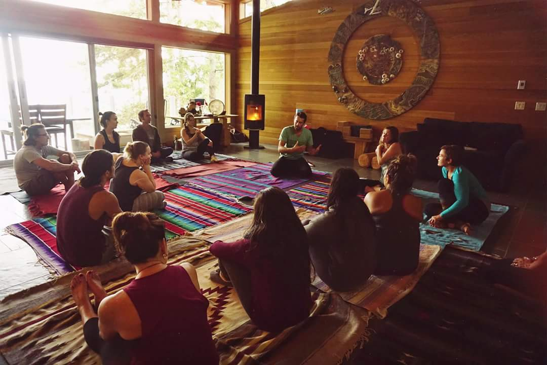 Hosting a yoga retreat