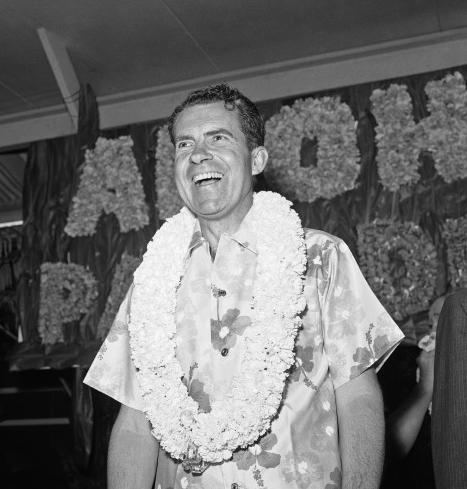 Business man in Honolulu circ. 1960's