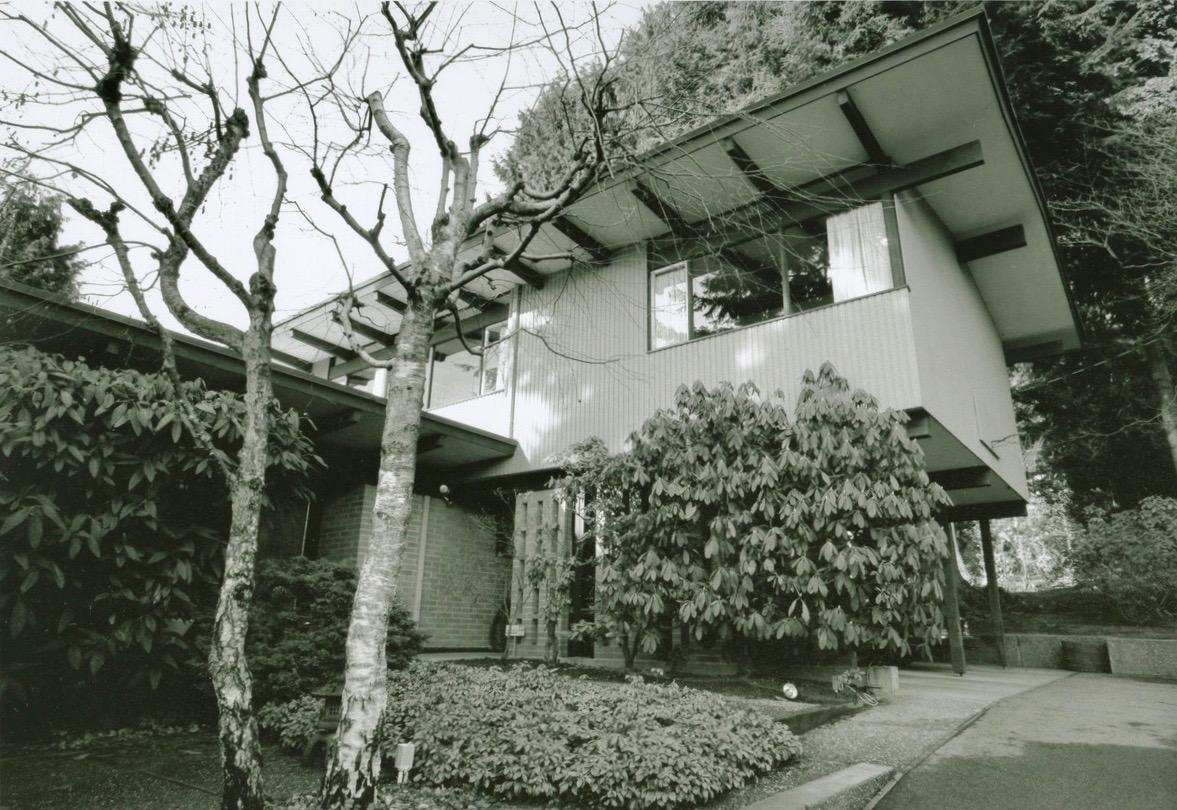 Toby House, circa 1988.