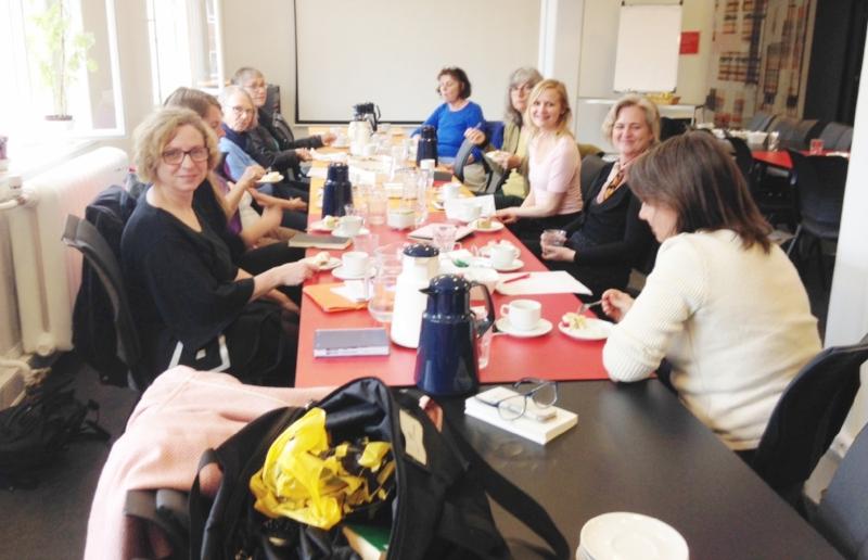 Læseguider til erfaringsudvekslingsmøde i København.