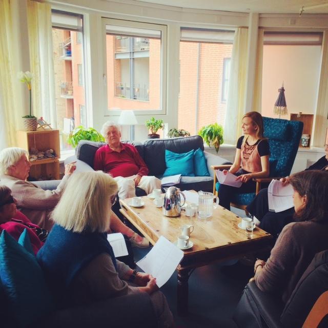 #fælles om litteraturen   Støt foreningen og bliv medlem