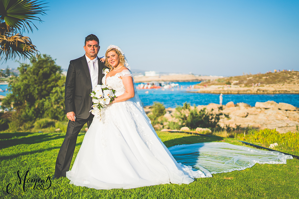 experienced and professional wedding photographers Protaras