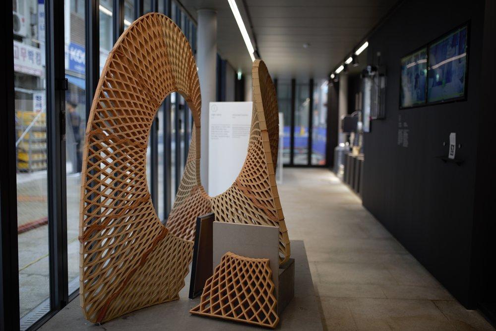 2017 Seoul Biennale - Production City / Robotic Ceramics in Architecture