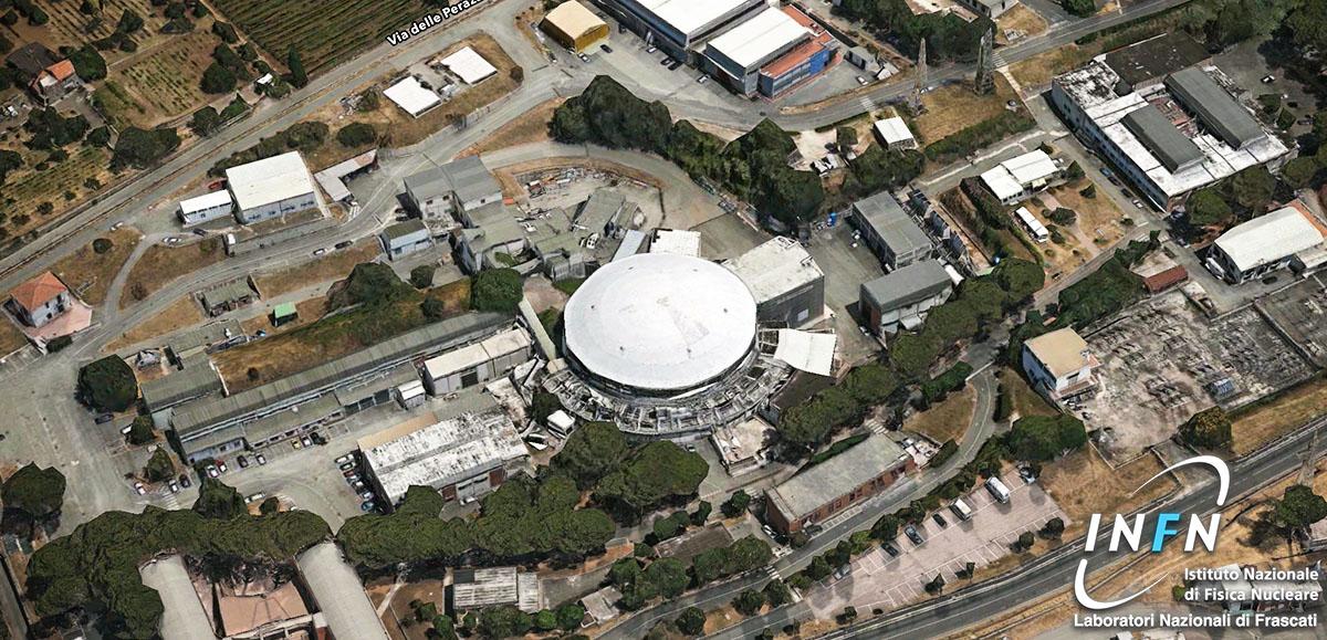 istituto nazionale di fisica nucleare - Frascati
