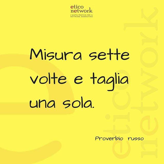 📐📐📐📐📐📐📐✂ 😉 _ #misura #controlla #verifica #delega #ricontrolla #nientecazzate #ascolta #proverbio #proverbiorusso #fondamentale #leadership #network #vita #semplice