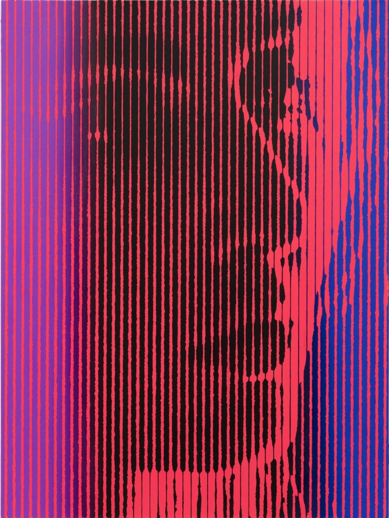 Richard Phillips,  As Yet Titled (Red Portrait),  2016