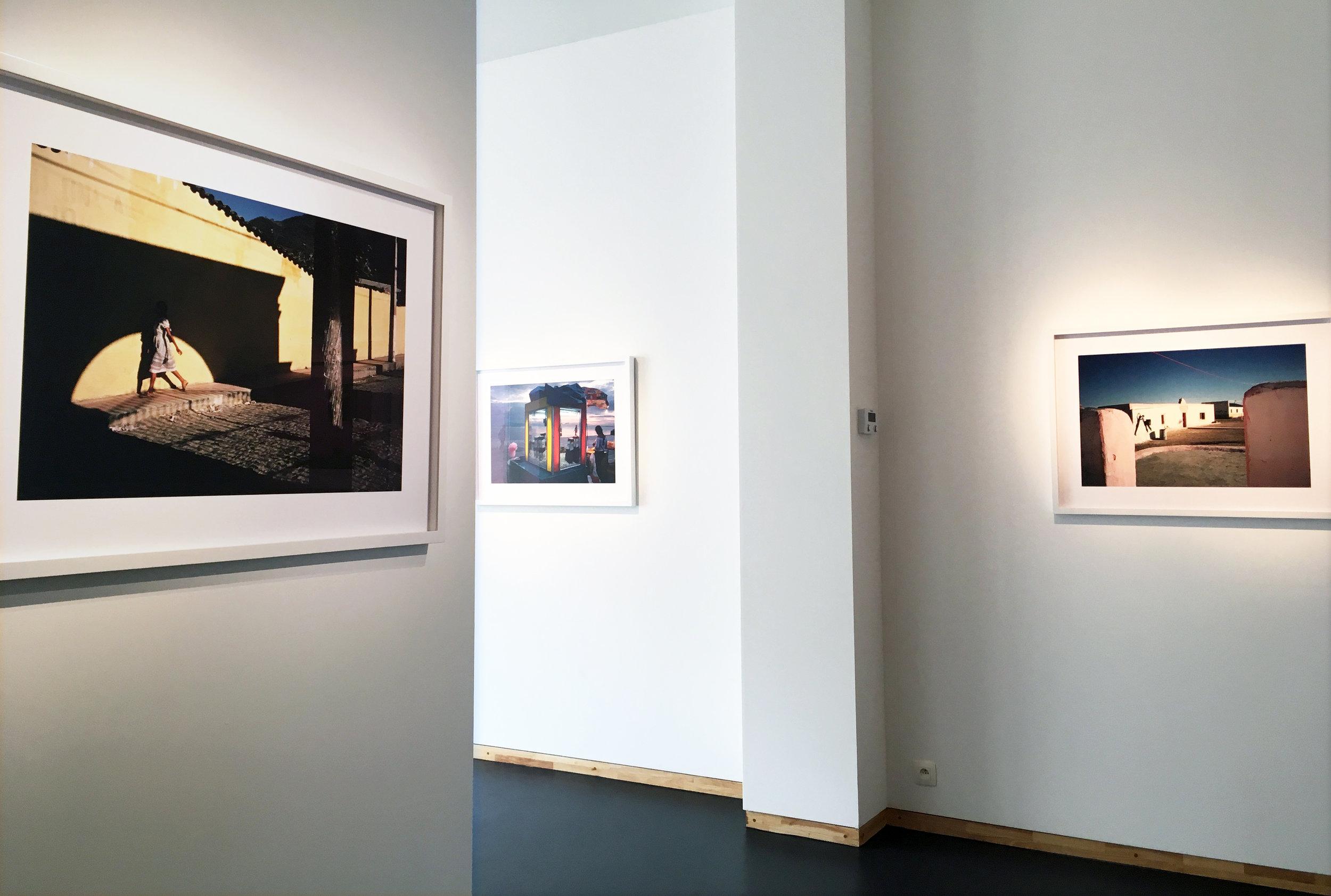 Alex Webb,  Errand & Epiphany , vue de l'exposition, A. Galerie