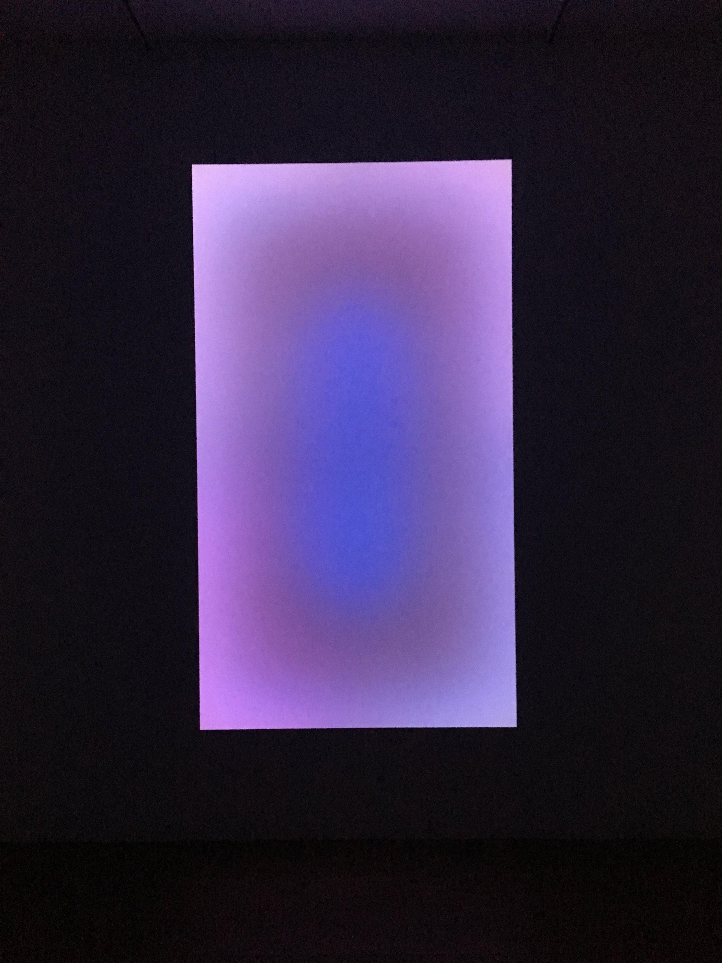 James Turrel, Tall Glass, 2012
