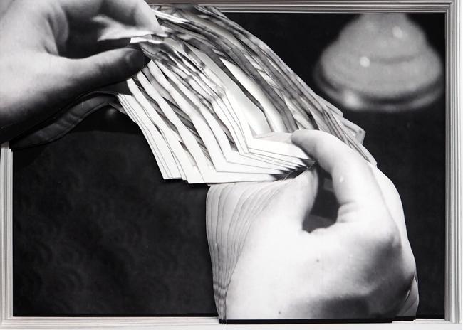 Karin Fisslthaler, Kristall, What is money VI/A, 2015