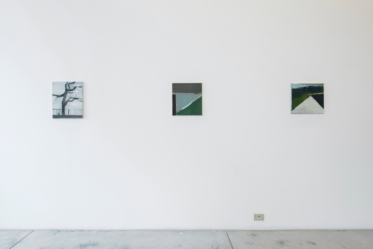 Ilse D'Hollander, 'Artemisia', galerie Albert Baronian, vue d'exposition. Image courtesy: galerie Albert Baronian