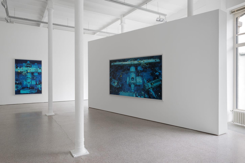 Thomas Struth, Galerie Greta Meert, vue d'exposition. Image courtesy: Galerie Greta Meert
