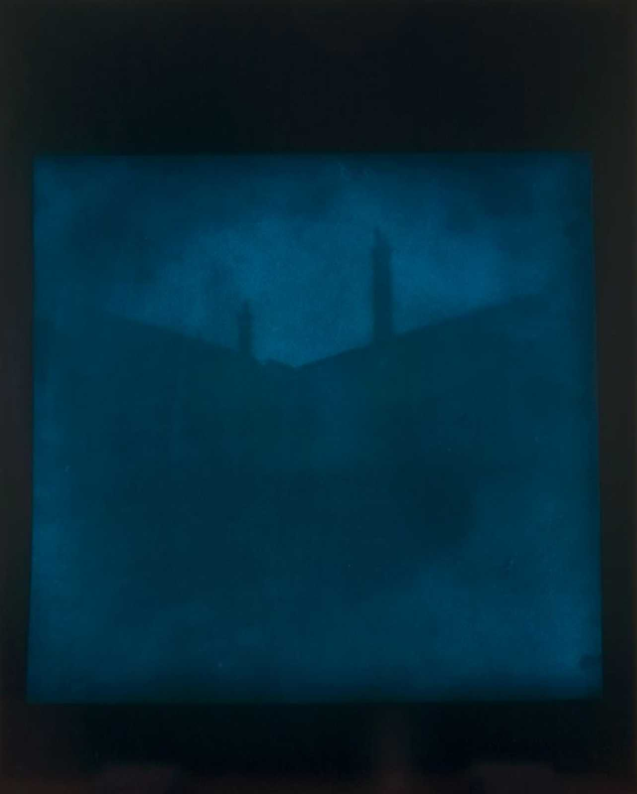 Hiroshi Sugimoto, Roofline of Lacock Abbey, Most Likely 1835-1839, 2008