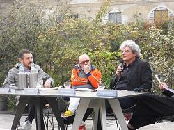 Gianluigi Ricuperati, Italo Rota, Mario Martone
