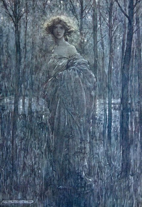 Arthur Rackham, Helena from A Midsummer Night's Dream on ArtStack #arthur-rackham #art.jpg