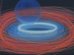 Spin II, 2006, olej na plátně, 90×120 cm