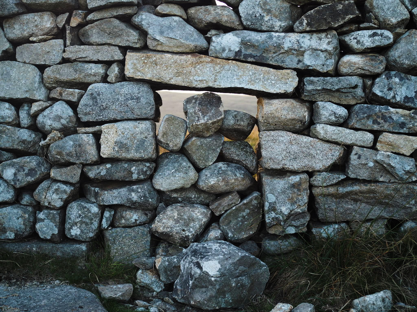 The Mourne Wall.