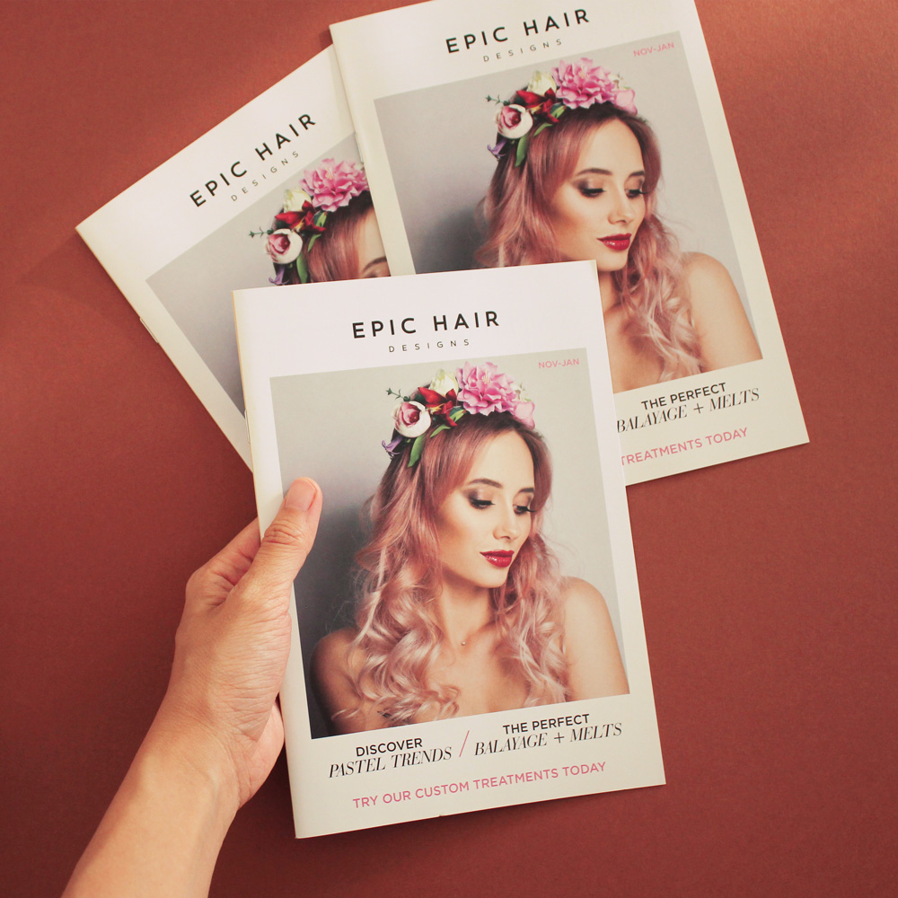 Epic Hair Designs Magazine