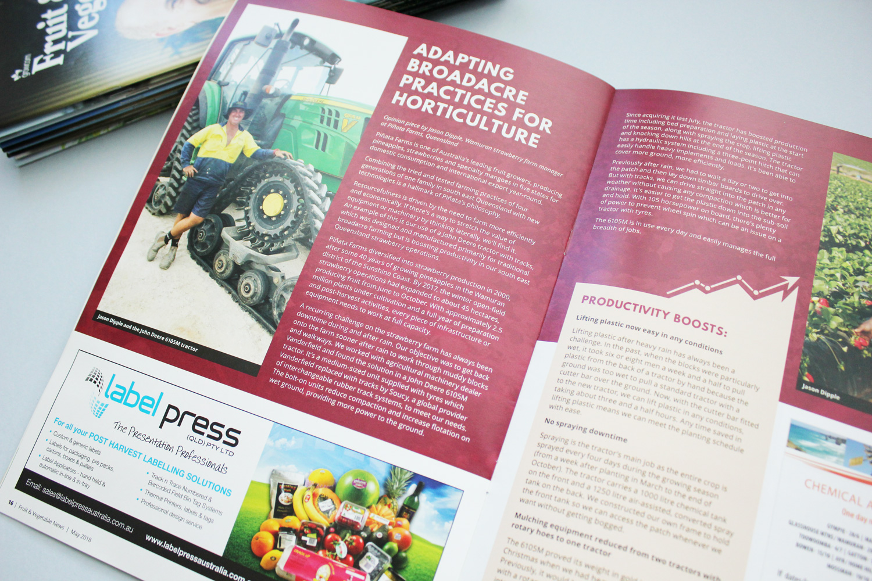 Fruit & Vegetable News Magazine