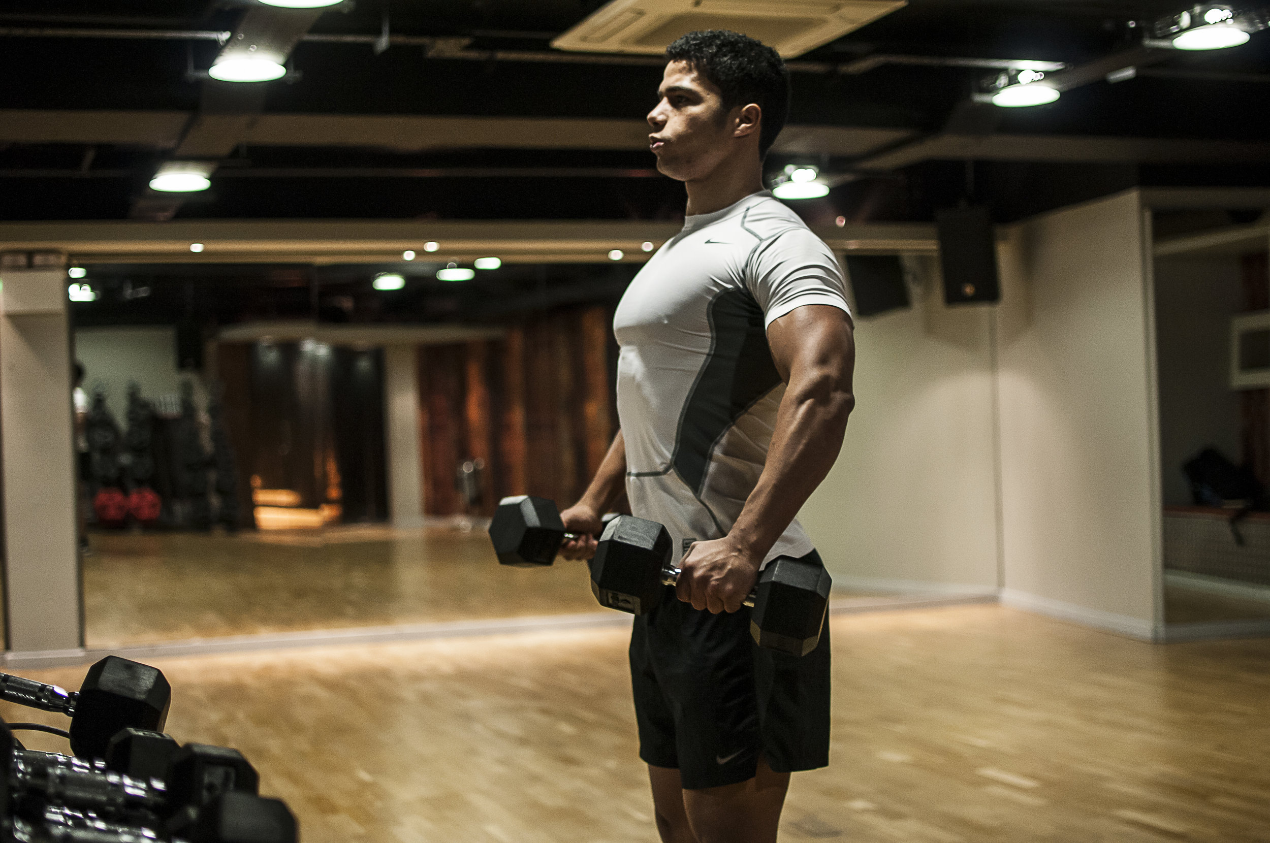 Personal Trainer London Samuel Figueroa