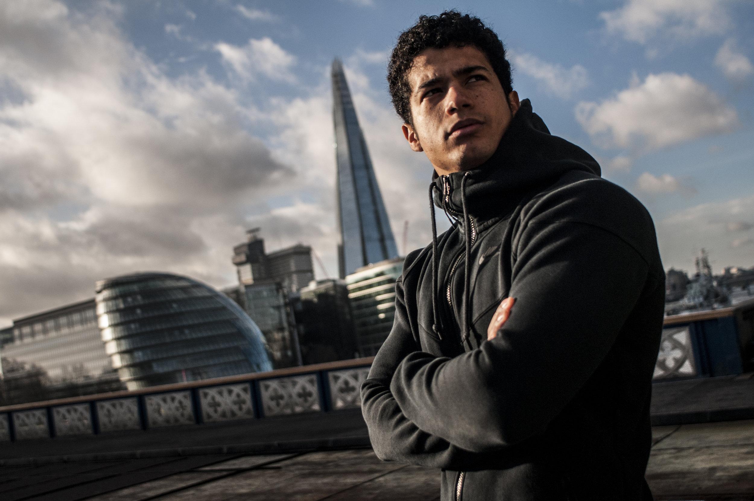 Personal Trainer London Samuel Figueroa