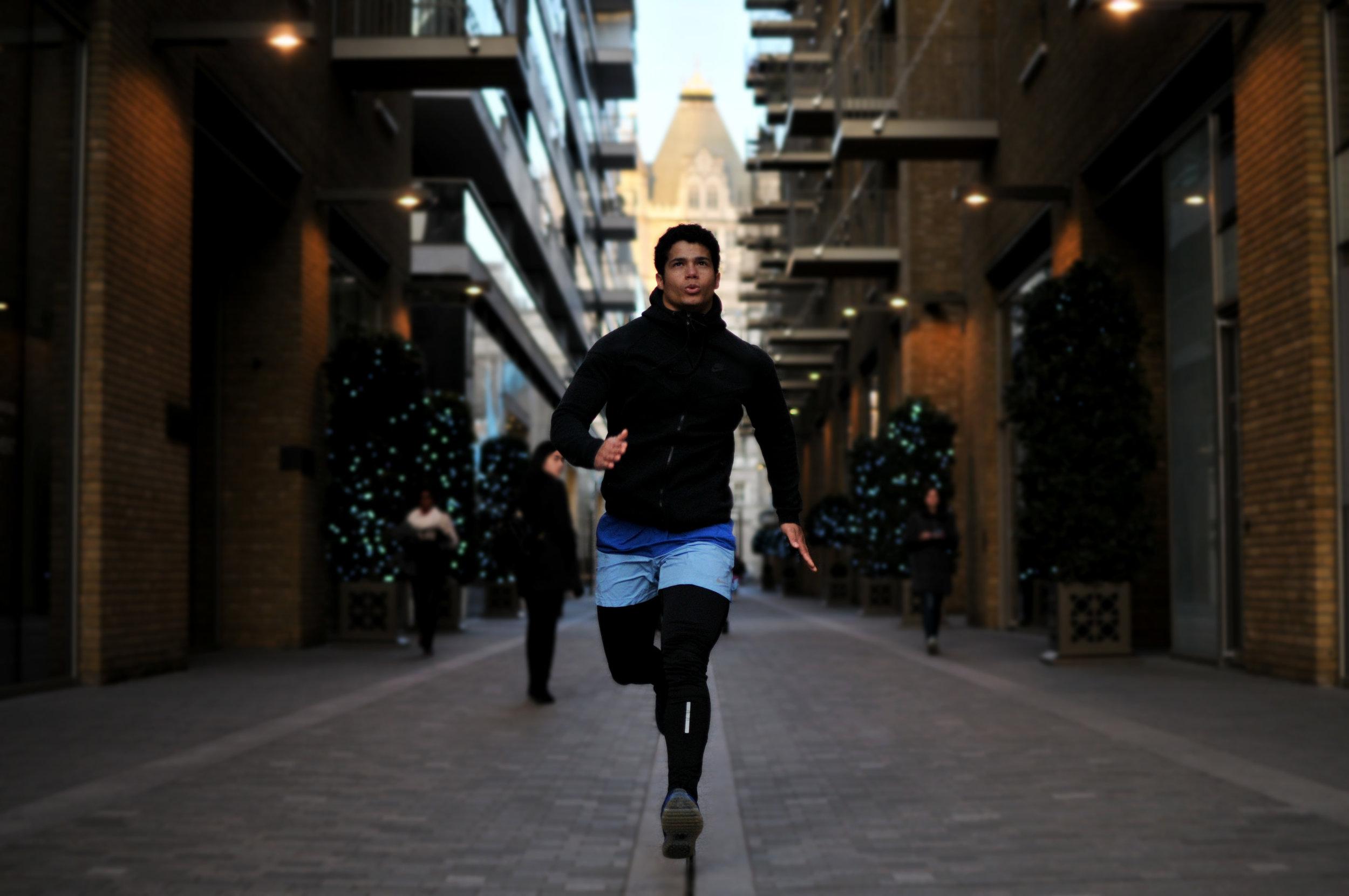 London Marathon Preparation Personal Trainer London Samuel Figueroa