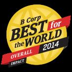Best For The World Award