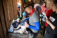 spay clinic in Madagascar