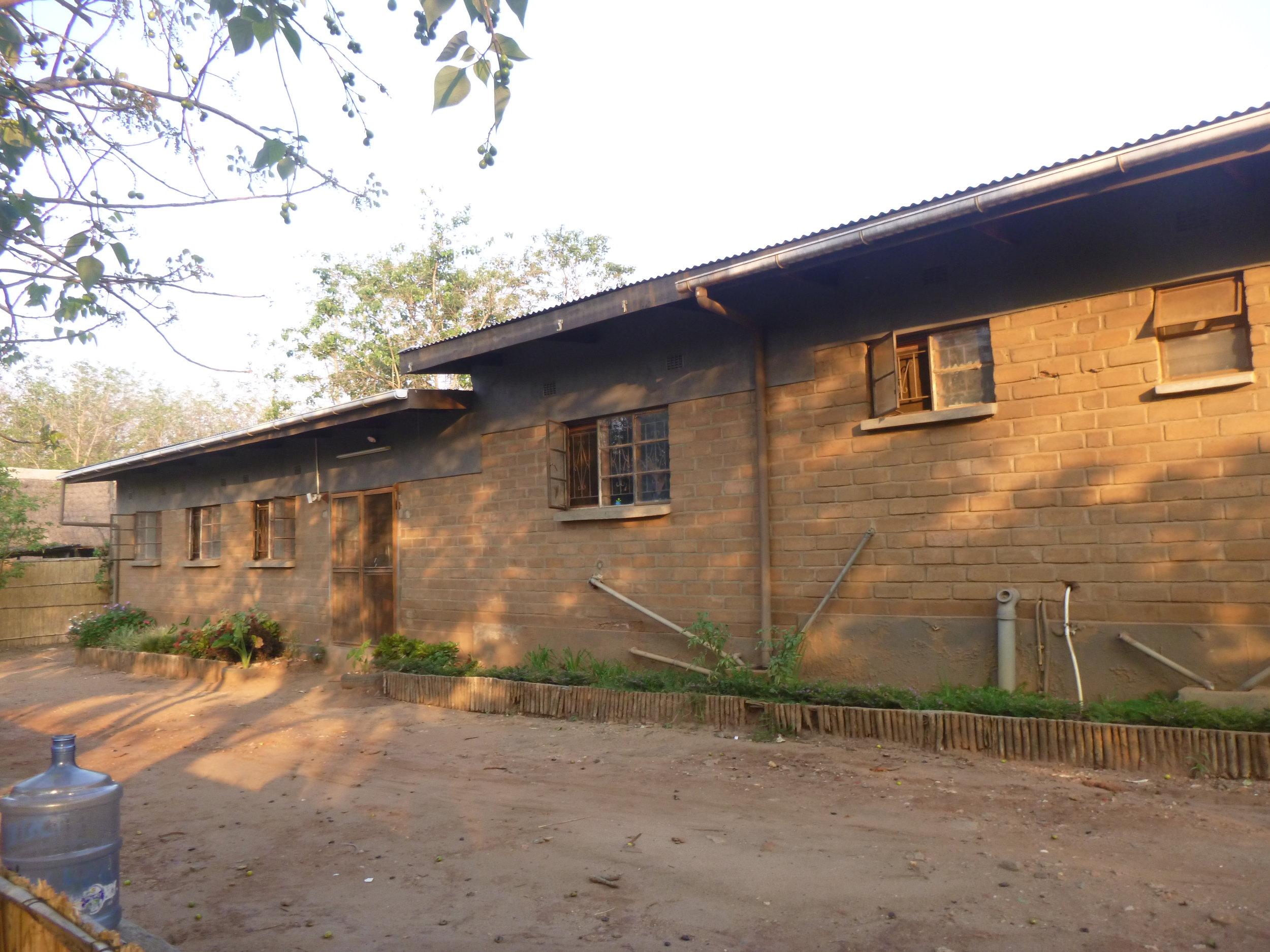 casa de volunteers