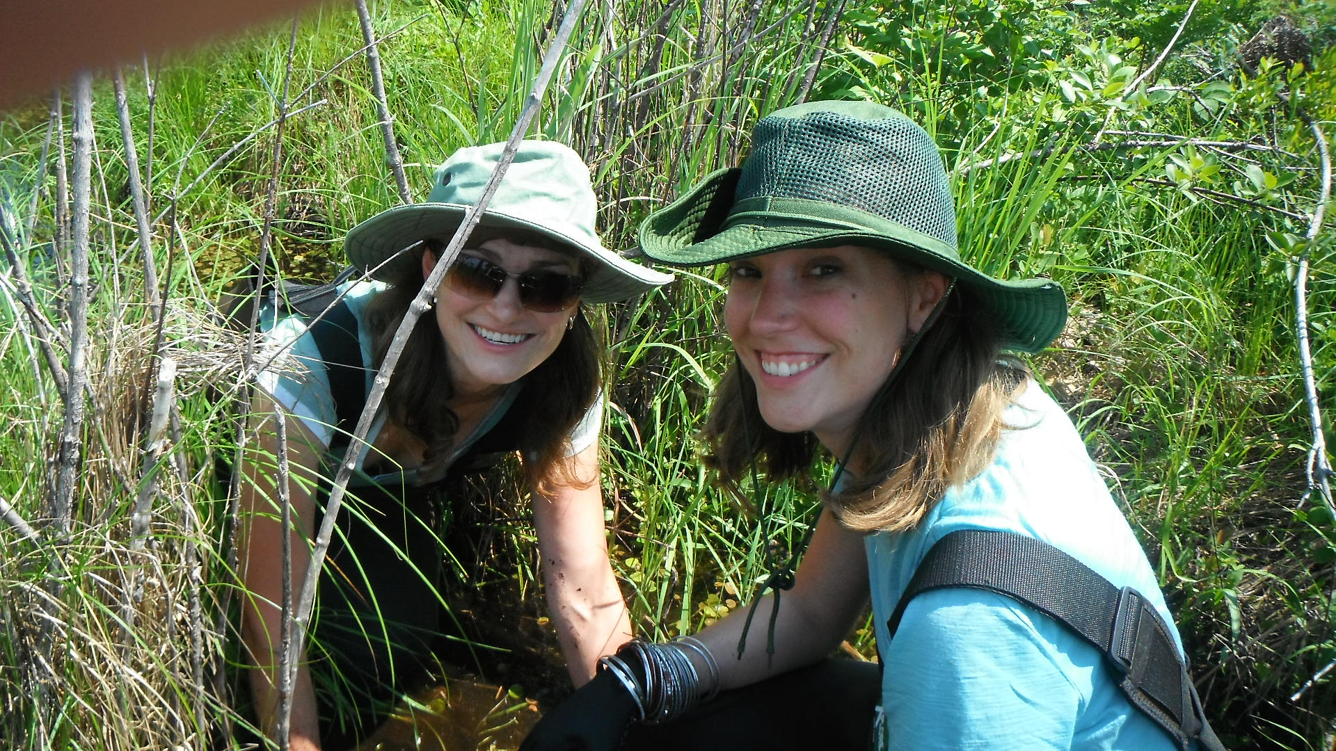 heather and nora in the field.jpg