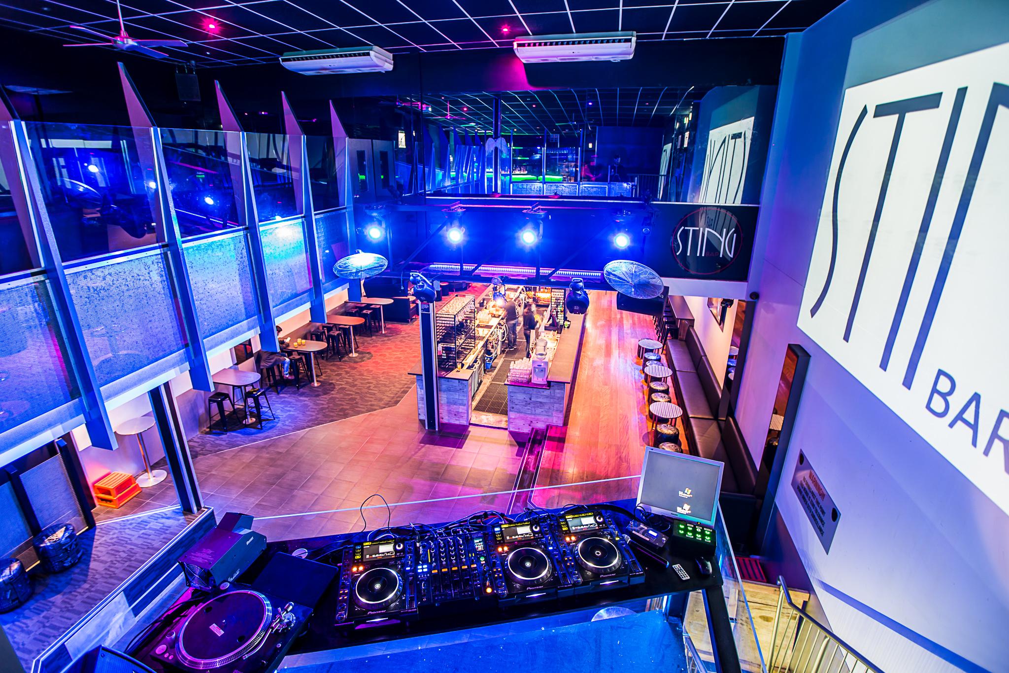 The Atrium & Dance Floor