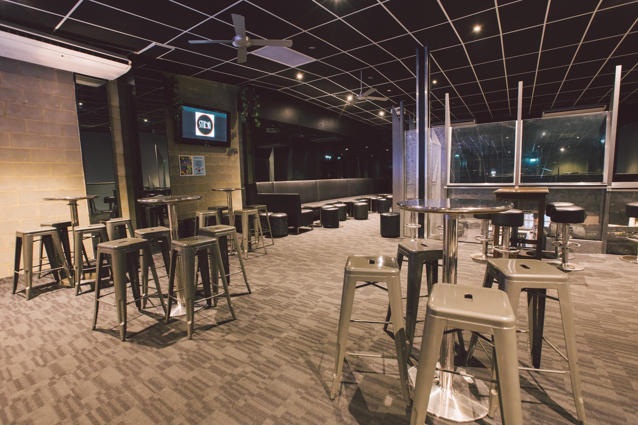 The Loft Lounge & Atrium