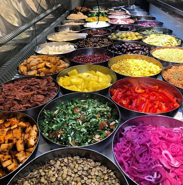 Glutenfritt ✅, vegansk✅, paleo ✅, Gi ✅, rawfood ✅ osv osv..... här har vi allt 😎