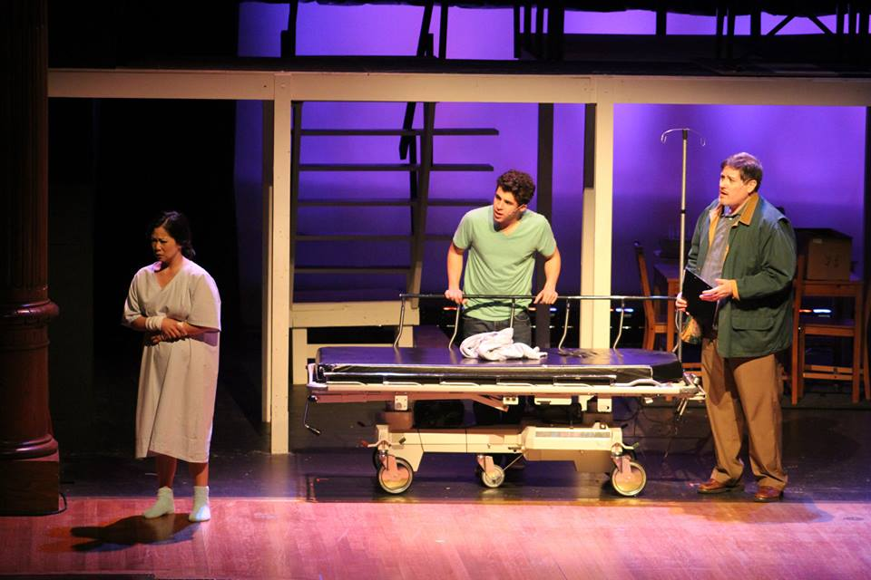Next to Normal  (Little Theatre of Manchester)