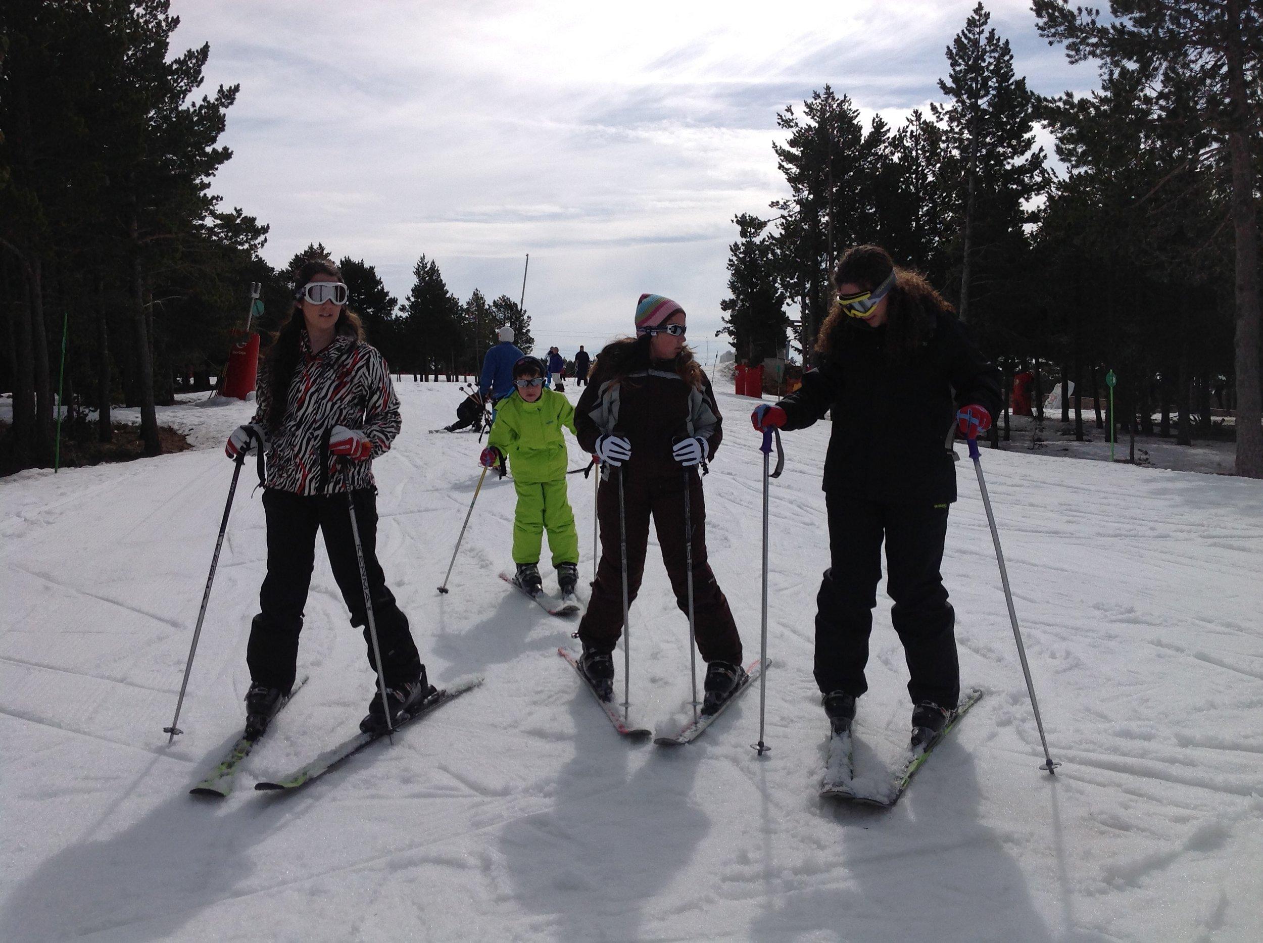 Er nordmenn virkelig født med ski på beina?