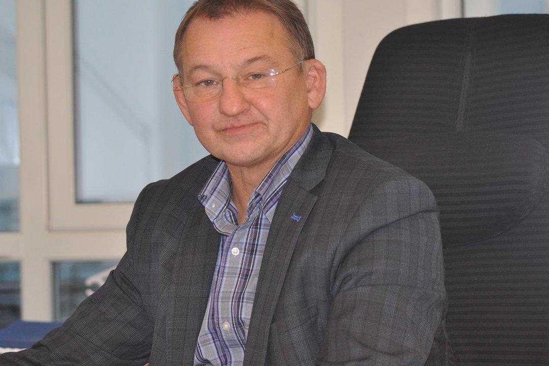 Rådmann Nils Olav Hagen