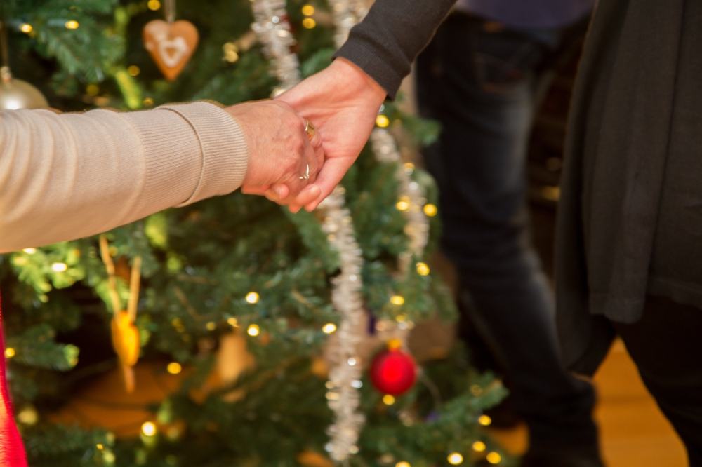 O*jul med din glede...