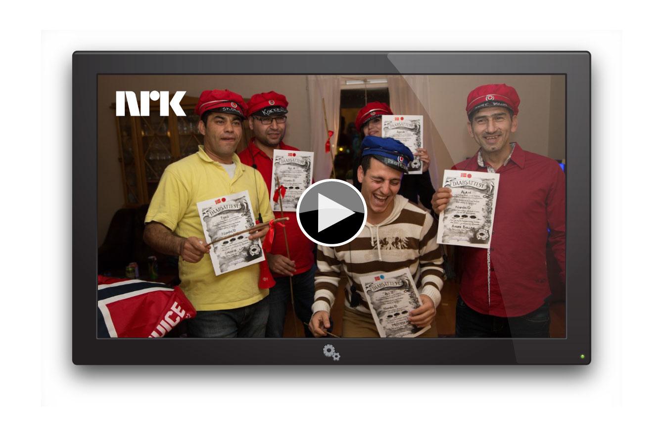 Se NRK dokumentaren .