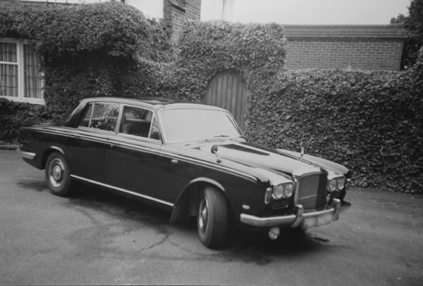 GRE's treasured Bentley