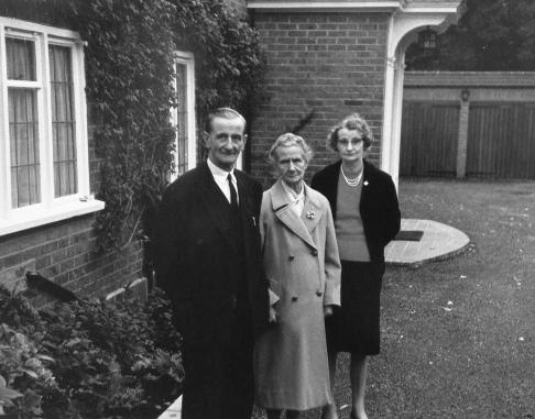 Archie Shields & family
