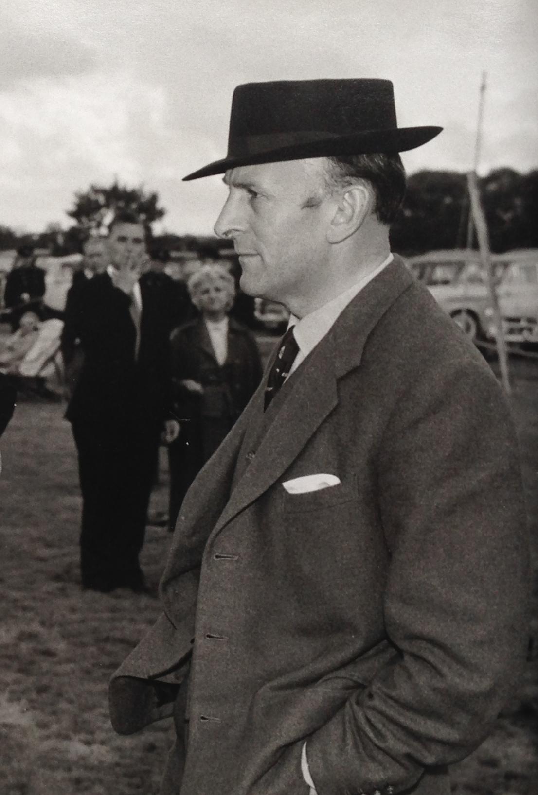 Sir George Edwards OM