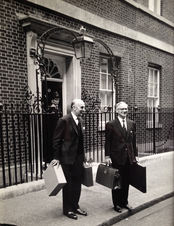 GRE on the Concorde campaign at No 10 Downing Street