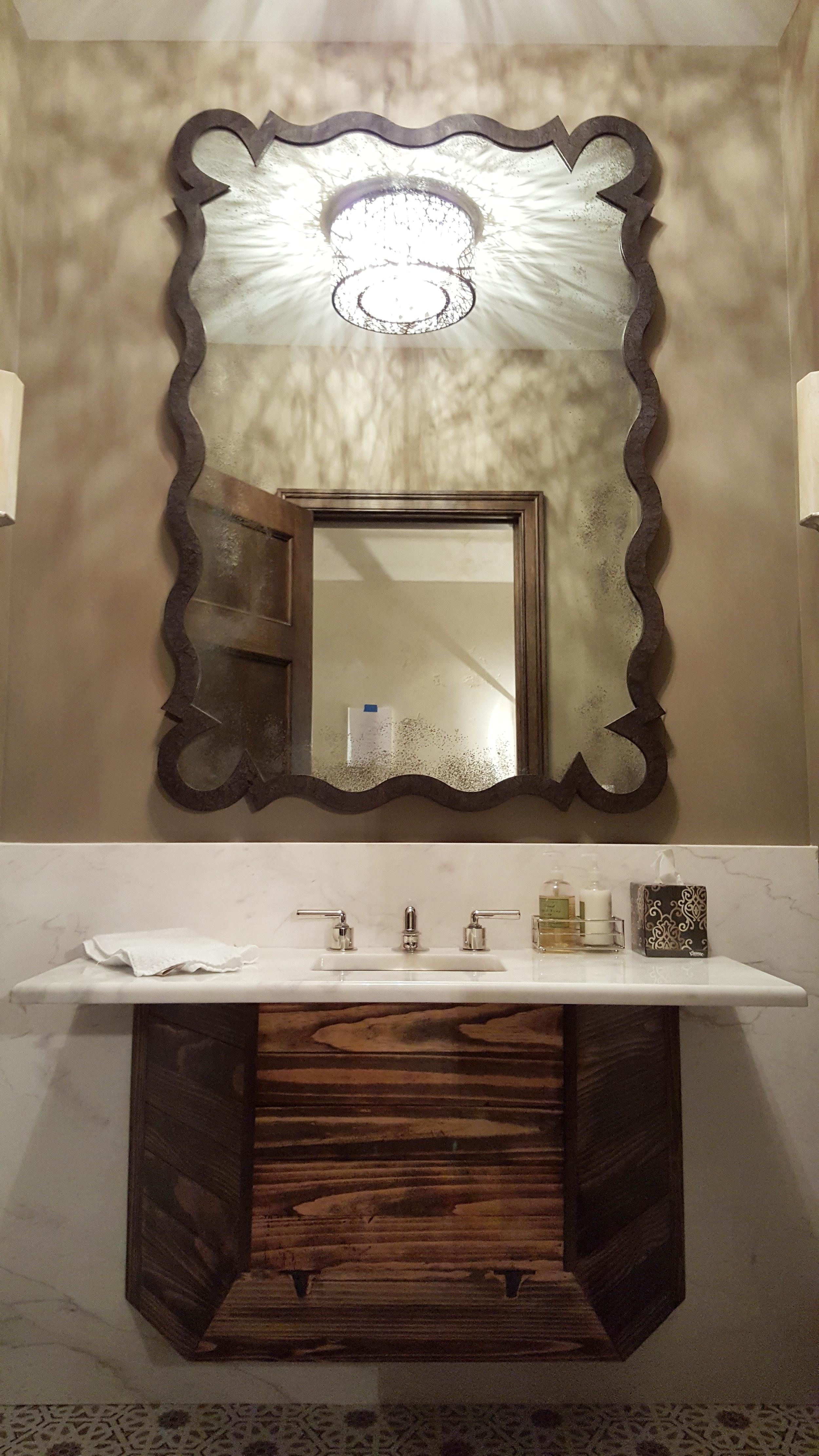 Bathroom vanity in marble and barnwood (2).jpg