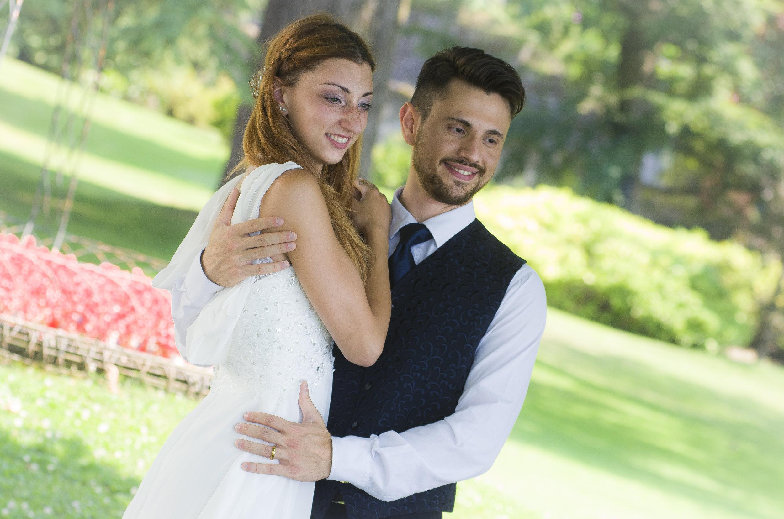 fotografia sposi matrimonio milano