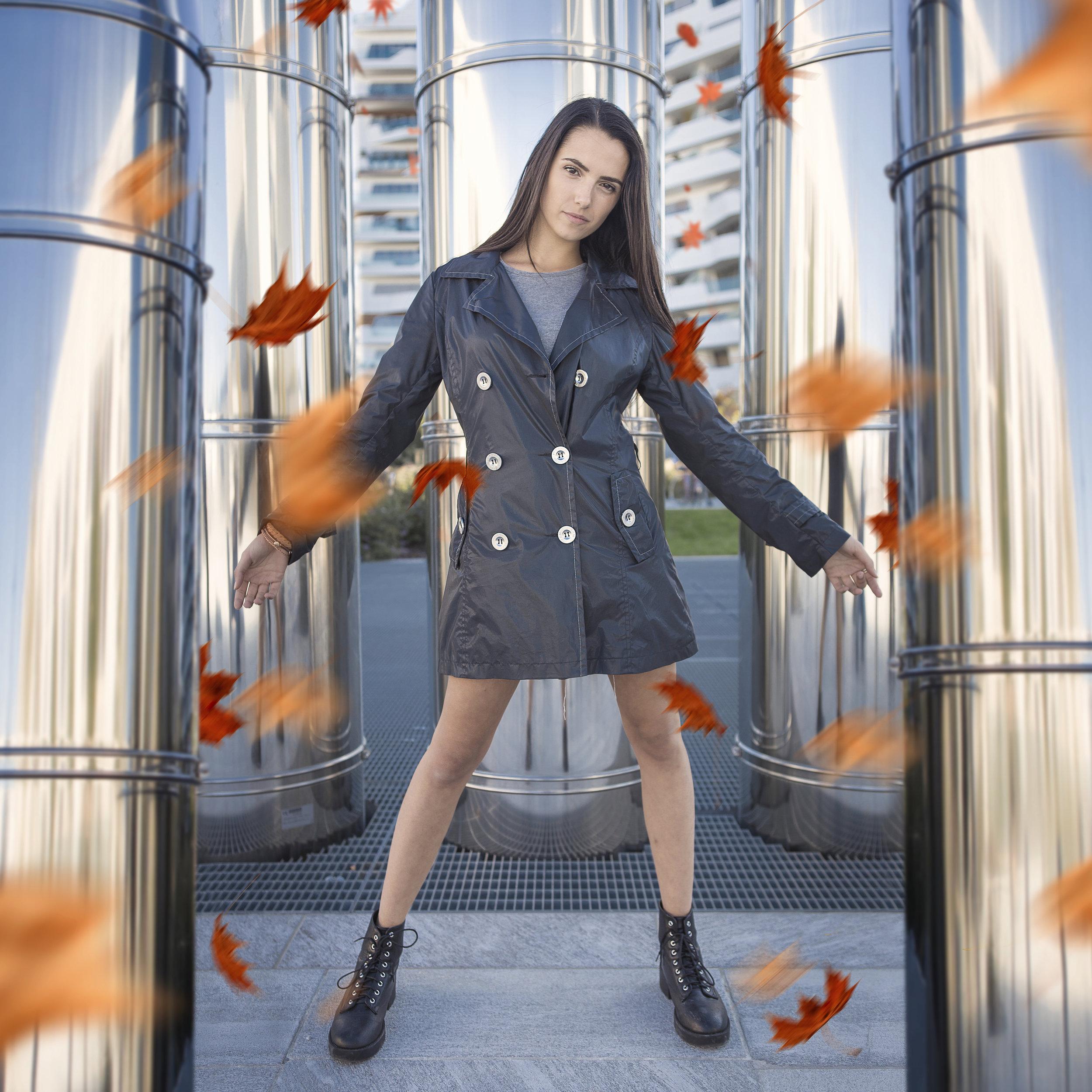 ritratto fashion foto milano modella fotografo