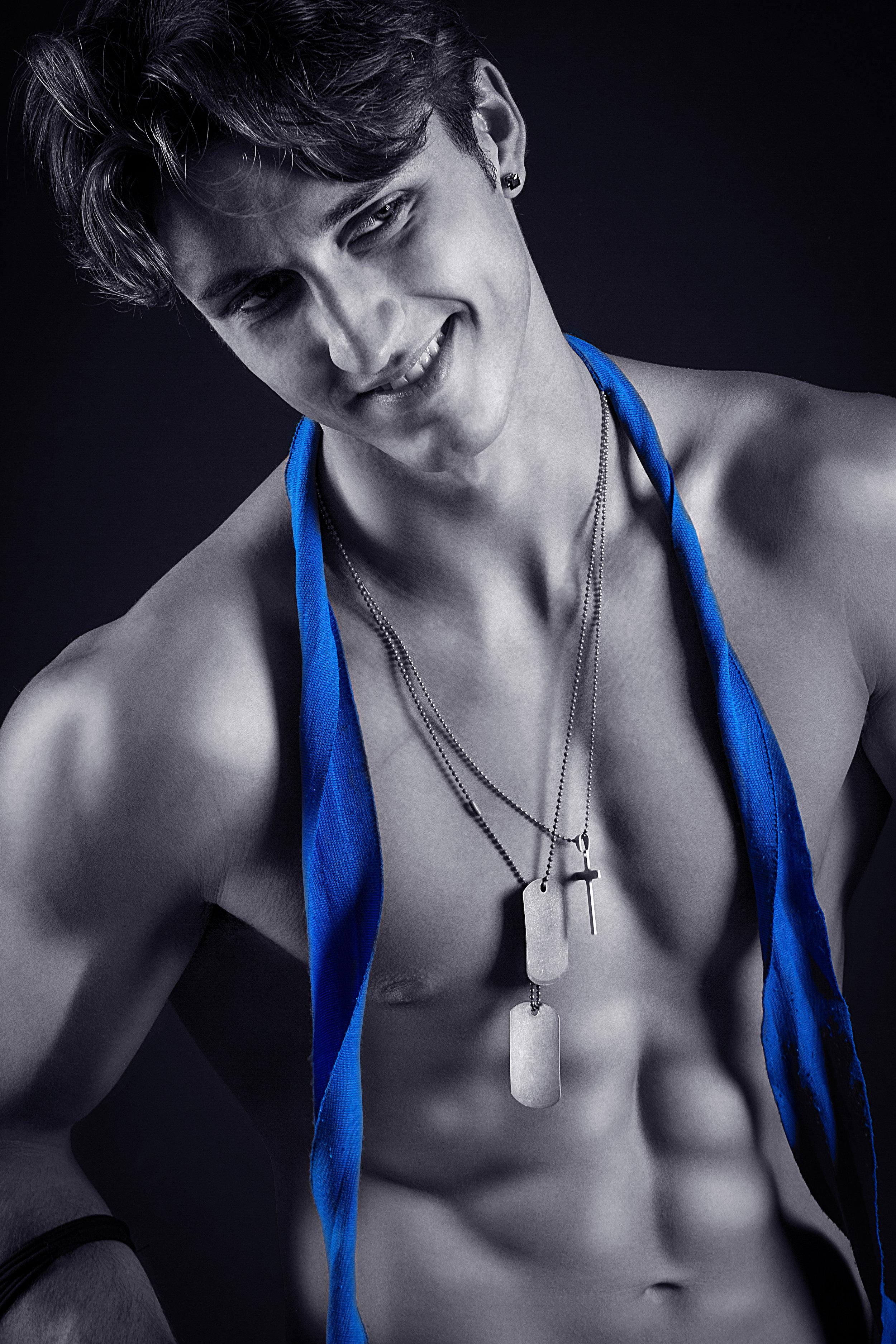 flarescape book fotografico palestra bodybuilder milano